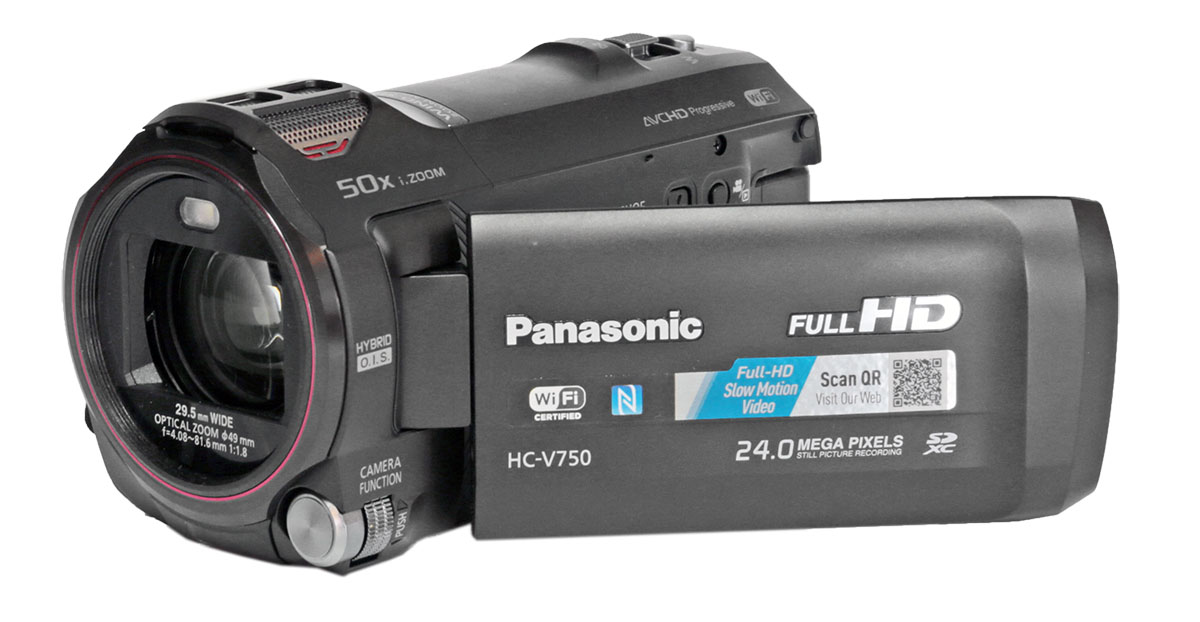 Panasonic V750